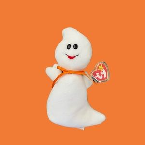 90s spooky the ghost beanie baby